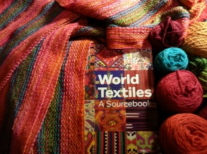 Nov 11 world textiles as inspiration for my scarves