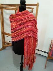Dec 09 shawl as style 3