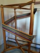 Feb 19 llama silk warp 6