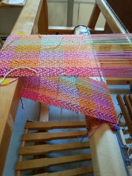 May 19 on the loom today